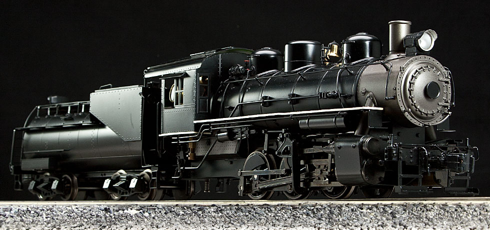 1:29 0-6-0 Vandy Tender, Live Steam