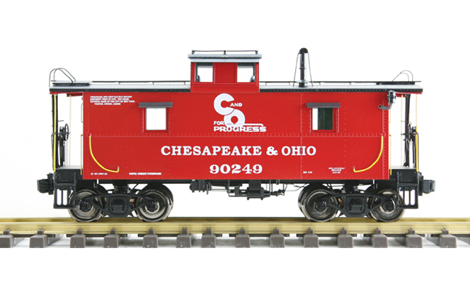 New Arrivals: 1:32 C&O Caboose